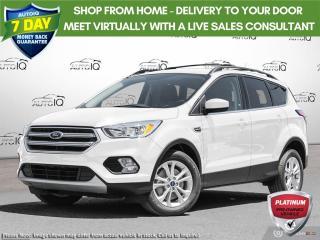 Used 2017 Ford Escape SE 2.0L ECOBOOST | MOONROOF | NAVIGATION for sale in Kitchener, ON