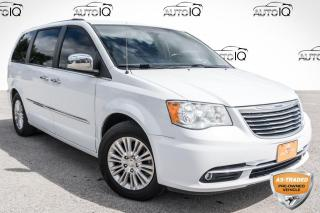 Used 2015 Chrysler Town & Country Premium SOLD AS TRADED, YOU CERTIFY, YOU SAVE!!! for sale in Barrie, ON