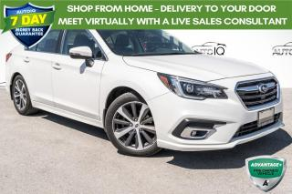 Used 2019 Subaru Legacy 2.5i Limited w/EyeSight Package HEATED SEATS!! HARMAN KARDON SOUND SYSTEM!! POWER & MEMORY DRIVER SEAT!! for sale in Barrie, ON