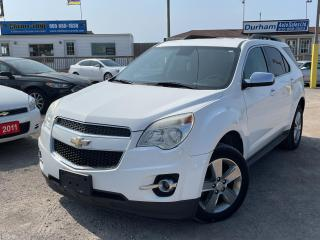 Used 2012 Chevrolet Equinox 1LT for sale in Whitby, ON
