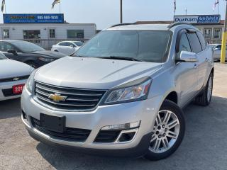 Used 2013 Chevrolet Traverse 1LT for sale in Whitby, ON