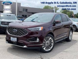 New 2021 Ford Edge Titanium for sale in Caledonia, ON