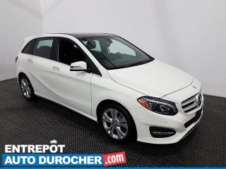 Used 2018 Mercedes-Benz B-Class B 250 - AWD - Navigation - Climatiseur - Cuir for sale in Laval, QC