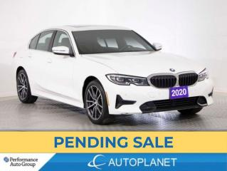 Used 2020 BMW 3 Series 330i xDrive, Turbo, Navi, Emergency SOS, Sunroof! for sale in Brampton, ON