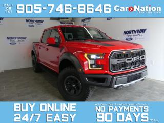Used 2018 Ford F-150 RAPTOR | 802A | ROOF | TECH PKG | 17