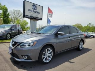 Used 2016 Nissan Sentra SL for sale in Cambridge, ON
