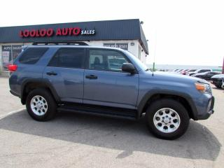 Used 2010 Toyota 4Runner Trail Addition 4WD V6 4.0L Camera Bluetooth Certified for sale in Milton, ON