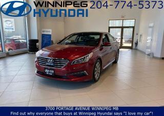 Used 2016 Hyundai Sonata 2.4L Limited for sale in Winnipeg, MB
