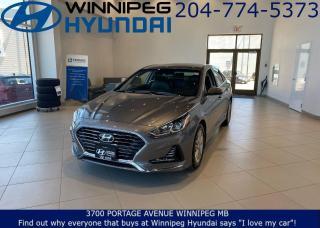 Used 2019 Hyundai Sonata PREFERRED for sale in Winnipeg, MB