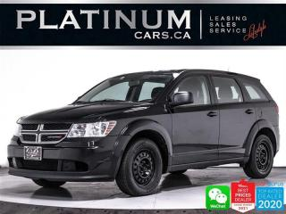 Used 2016 Dodge Journey Canada Value Package, BT, CRUISE CONTROL, AC, USB for sale in Toronto, ON