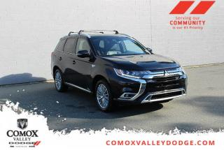 Used 2019 Mitsubishi Outlander Phev SE S-AWC for sale in Courtenay, BC