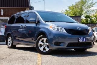 Used 2014 Toyota Sienna L 7-PASSENGER for sale in Scarborough, ON