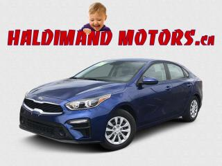 Used 2020 Kia Forte LX 2WD for sale in Cayuga, ON