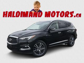 Used 2019 Infiniti QX60 PURE AWD for sale in Cayuga, ON