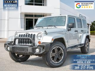 Used 2012 Jeep Wrangler UNLIMITED ALTITUDE for sale in Oakville, ON