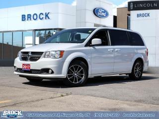 Used 2017 Dodge Grand Caravan SXT Premium Plus for sale in Niagara Falls, ON