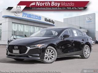 New 2021 Mazda MAZDA3 GX for sale in North Bay, ON
