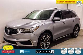 Used 2017 Acura MDX SH-AWD W/NAVI for sale in Dartmouth, NS