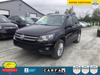 Used 2016 Volkswagen Tiguan COMFORTLINE for sale in Dartmouth, NS