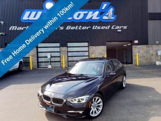 Used 2017 BMW 3 Series 320i xDrive Luxury, Premium Package, Dakota Leather, Navigation, Sunroof, New Tires, Alloys & More! for sale in Guelph, ON