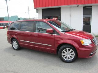 Used 2015 Chrysler Town & Country Touring $9,995+HST+LIC FEE / 2X DVD PLAYERS / CERTIFIED / CLEAN CARFAX for sale in North York, ON