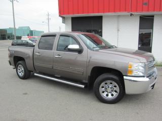Used 2012 Chevrolet Silverado 1500 LS Cheyenne Edition $12,995+HST+LIC FEE / CERTIFIED / QUAD CAB for sale in North York, ON