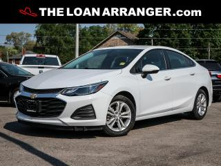 Used 2019 Chevrolet Cruze for sale in Barrie, ON