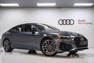 New 2021 Audi A5 Sportback Technik for sale in Winnipeg, MB