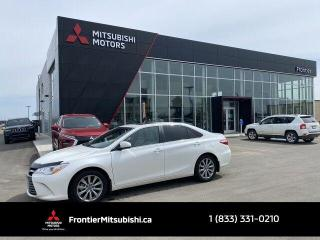 Used 2017 Toyota Camry XLE for sale in Grande Prairie, AB