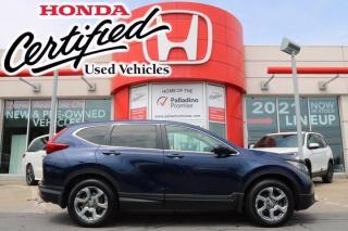 Used 2019 Honda CR-V EX - HONDA CERTIFIED - RATES STARTING @ 3.69% - for sale in Sudbury, ON