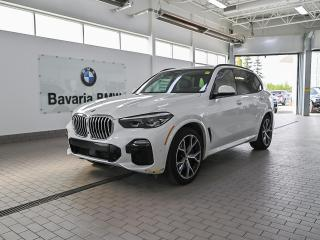 Used 2019 BMW X5 xDrive40i for sale in Edmonton, AB