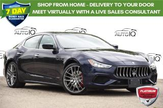 Used 2018 Maserati Ghibli S Q4 GranSport 424 HP / 428 LB-FT | GRANSPORT for sale in Kitchener, ON