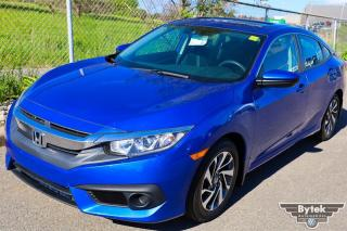Used 2017 Honda Civic Sedan EX CVT HS for sale in Ottawa, ON
