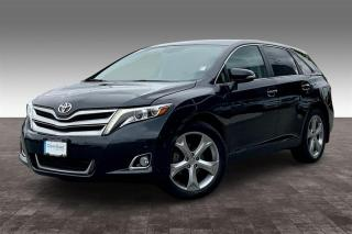 Used 2014 Toyota Venza V6 AWD 6A for sale in Langley, BC