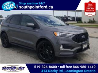 New 2021 Ford Edge ST Line for sale in Leamington, ON