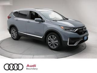 Used 2020 Honda CR-V Touring 4WD for sale in Burnaby, BC