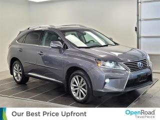 Used 2015 Lexus RX 350 6A for sale in Port Moody, BC