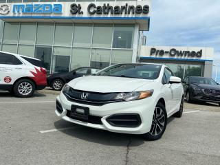 Used 2015 Honda Civic EX for sale in St Catharines, ON