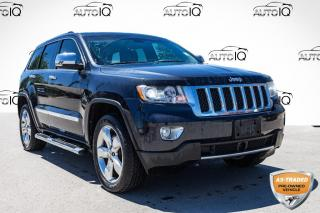Used 2013 Jeep Grand Cherokee Overland AS TRADED SPECIAL | YOU CERTIFY, YOU SAVE for sale in Innisfil, ON