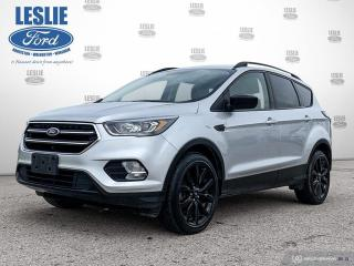 Used 2018 Ford Escape SE for sale in Harriston, ON
