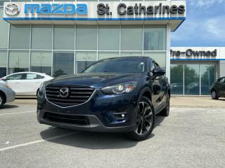 Used 2016 Mazda CX-5 GT for sale in St Catharines, ON