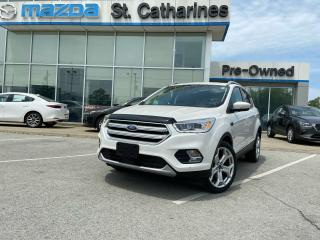 Used 2019 Ford Escape Titanium for sale in St Catharines, ON