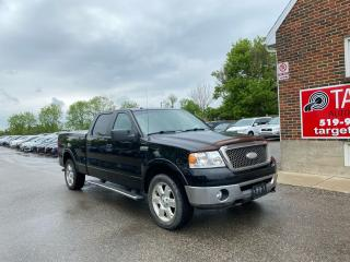 Used 2008 Ford F-150 XLT, 4X4, LEATHER, ROOF. AS IS SPECIAL! for sale in London, ON