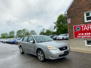 Used 2006 Chevrolet Malibu LT. AS IS SPECIAL! for sale in London, ON