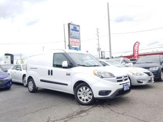 Used 2015 RAM ProMaster No Accidents | Promaster SLT | Certified for sale in Brampton, ON