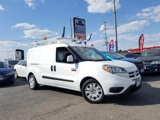 Used 2015 RAM ProMaster No Accidents | Promaster SLT | Hseats |Certified for sale in Brampton, ON