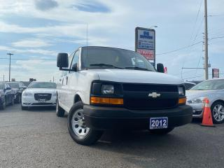 Used 2012 Chevrolet Express No accidents | RWD 1500 |Express | Certified for sale in Brampton, ON
