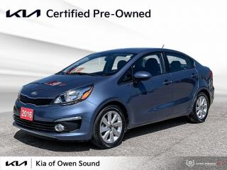 Used 2016 Kia Rio EX for sale in Owen Sound, ON