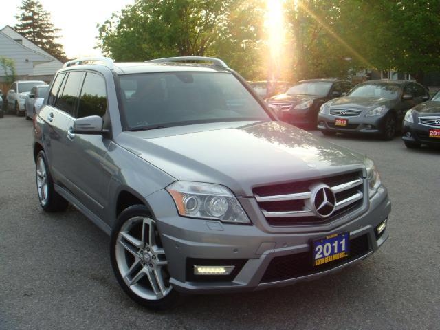 2011 Mercedes-Benz GLK-Class GLK 350 w/Navigation/Parking Sensors