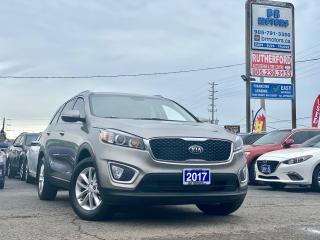 Used 2017 Kia Sorento No Accidents | AWD | LX | Certified for sale in Brampton, ON